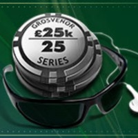 Grosvenor 25/25 £220 NLHE - Glasgow